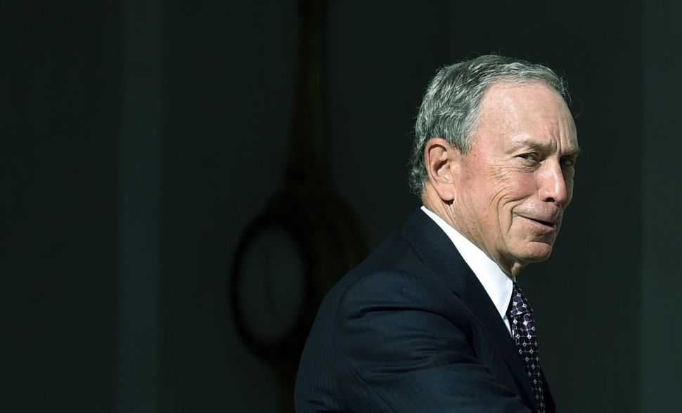 By Not Running for President, Michael Bloomberg Is Now the Obi-Wan Kenobi of Democrats