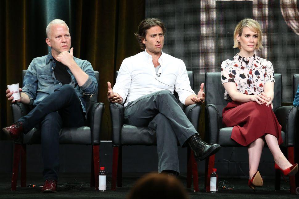 Netflix Snags Super-Producer (and Ryan Murphy Sidekick) Brad Falchuk for a Four-Year Deal