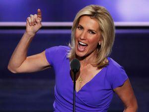 Fox News host Laura Ingraham.