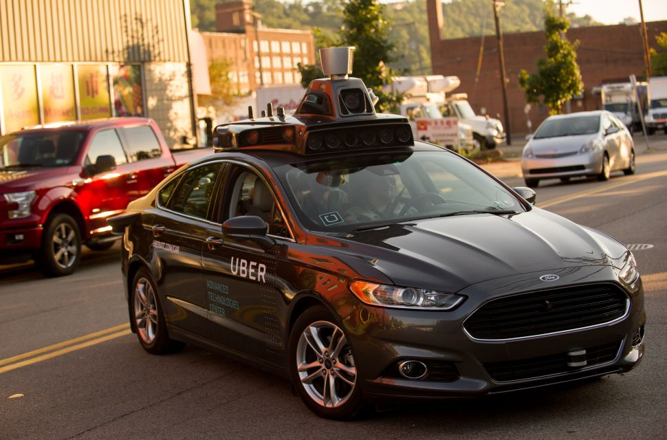 How SoftBank Is Expanding Its Self-Driving Cars Investment