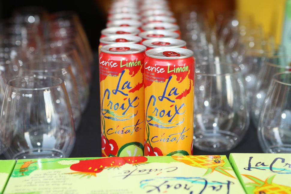 LaCroix's CEO Blames Its Not-So-Sparkling Sales on 'Injustice' in Baffling Press Release