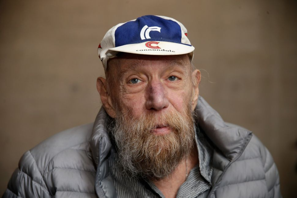 Why Lawrence Weiner Won't Dispense Career Advice to Today's Emerging Artists