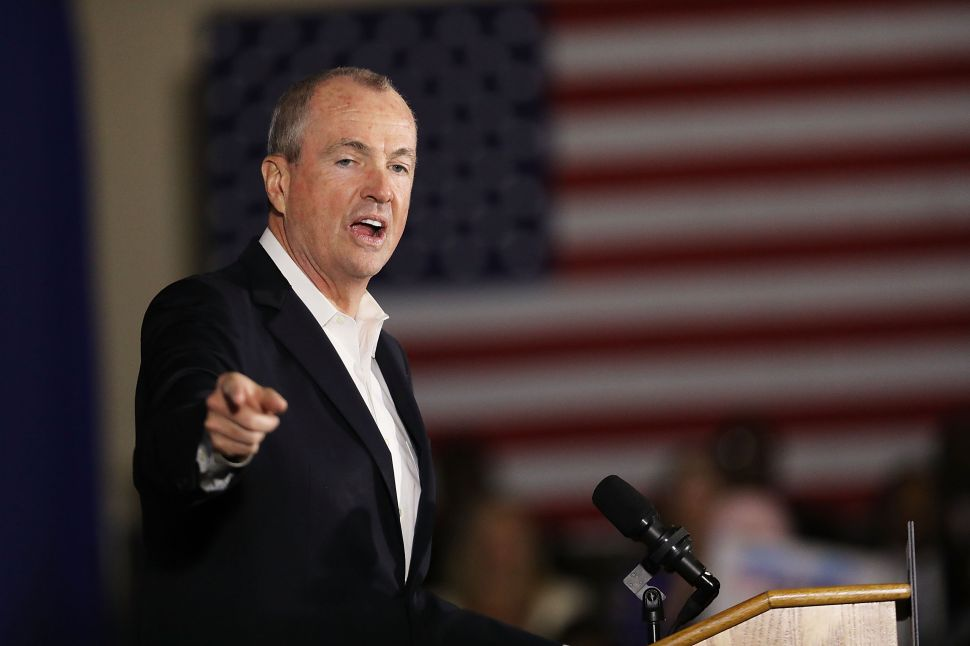 NJ Politics Digest: Murphy Likely to Veto Bill Disclosing 'Dark Money' Donors