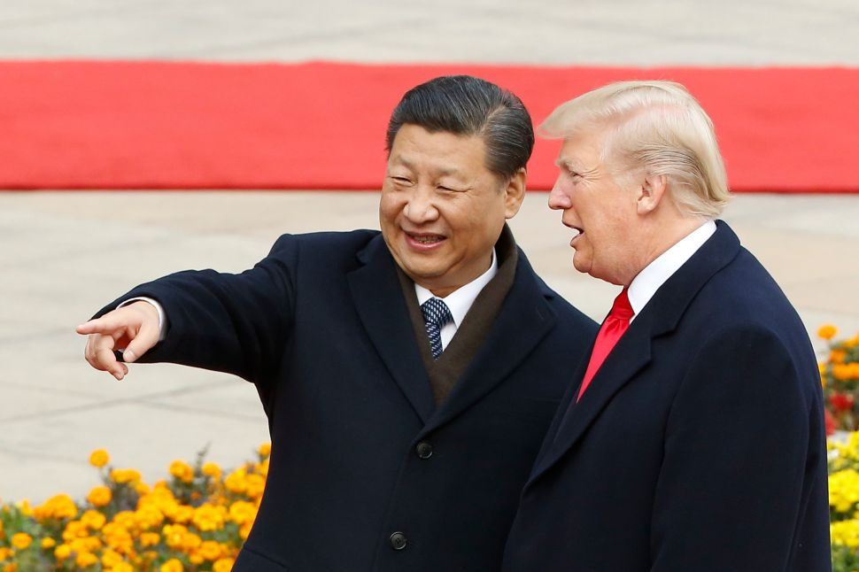 Here's How US-China Trade Talks Could Spur Reforms That Would Change the World
