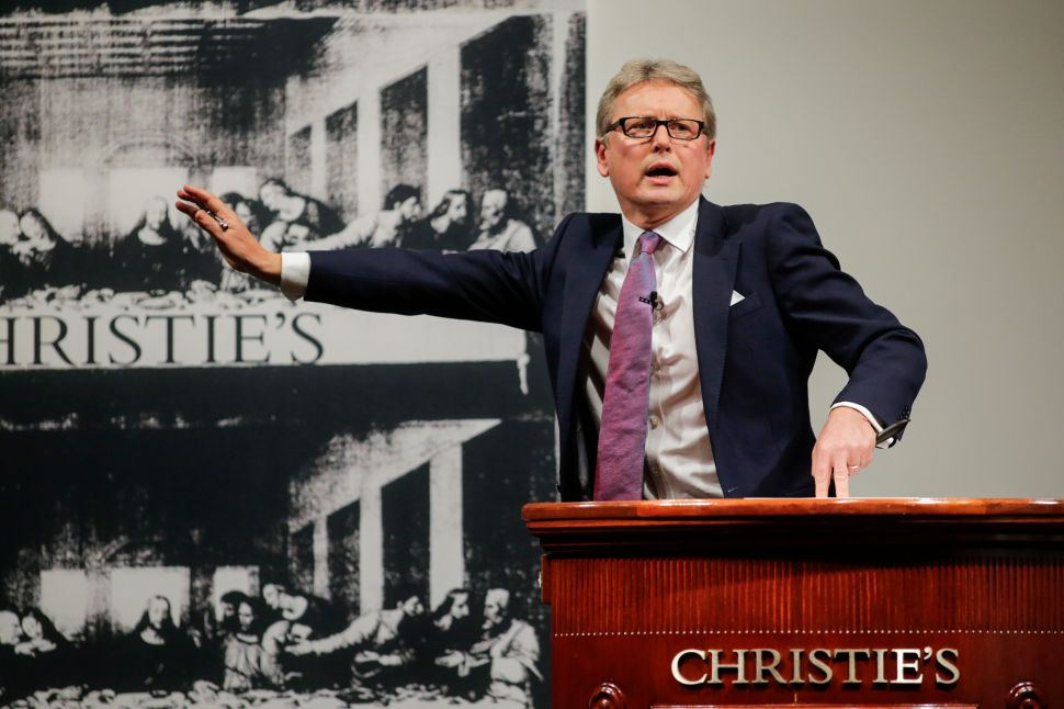 Will New, Higher Buyers' Premiums at Sotheby's, Christie's and Phillips Cause Auction Prices to Dive?