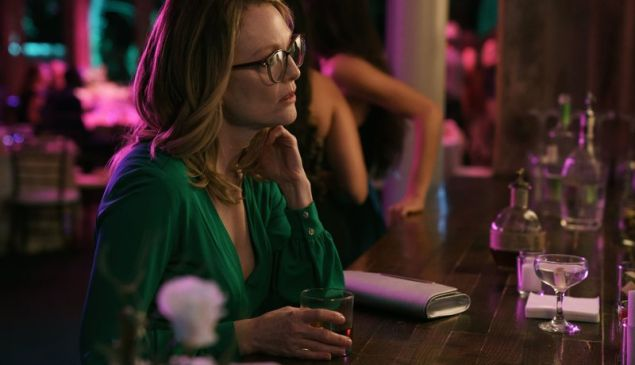 Julianne Moore in Gloria Bell.