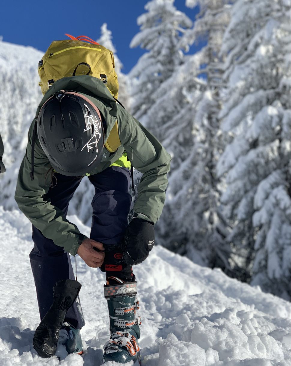 Will $280 Heated Socks Change How You Feel About Skiing? An Amateur Puts Them to the Test.