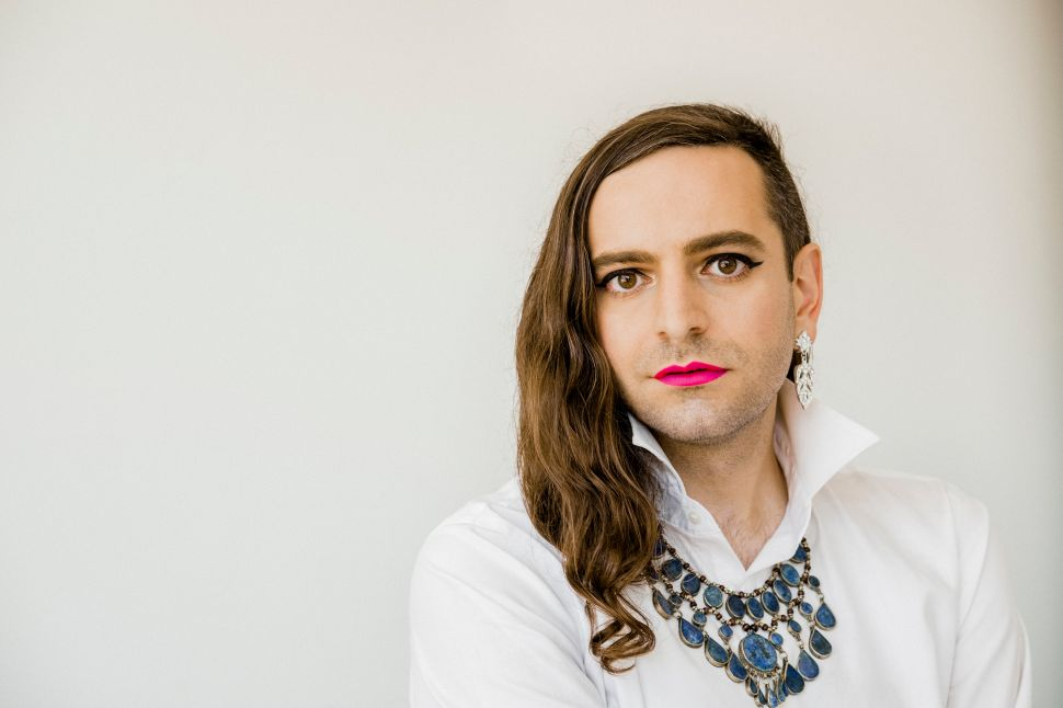 Q&A: Jacob Tobia on Why Gender Is Like an Onion and Why Trans Stories Can Be Funny