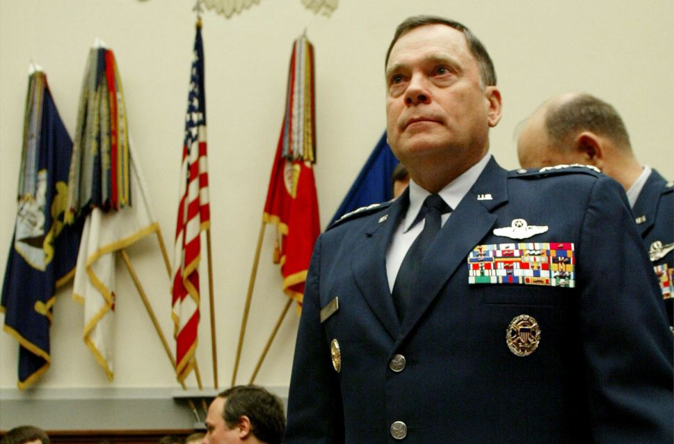 Former Air Force General John Jumper Provides Some Plane Truths