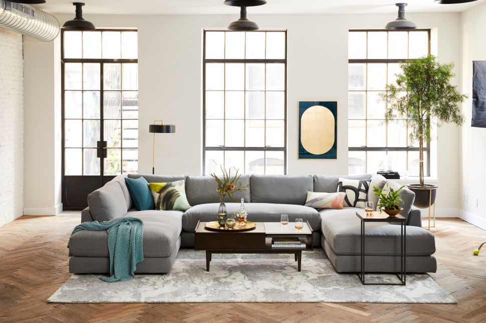 A New Rent the Runway-West Elm Collab Lets You Change Your Home Decor Like an Outfit