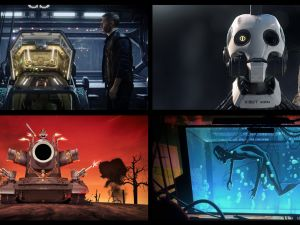 Netflix David Fincher Tim Miller Love Death & Robots Details