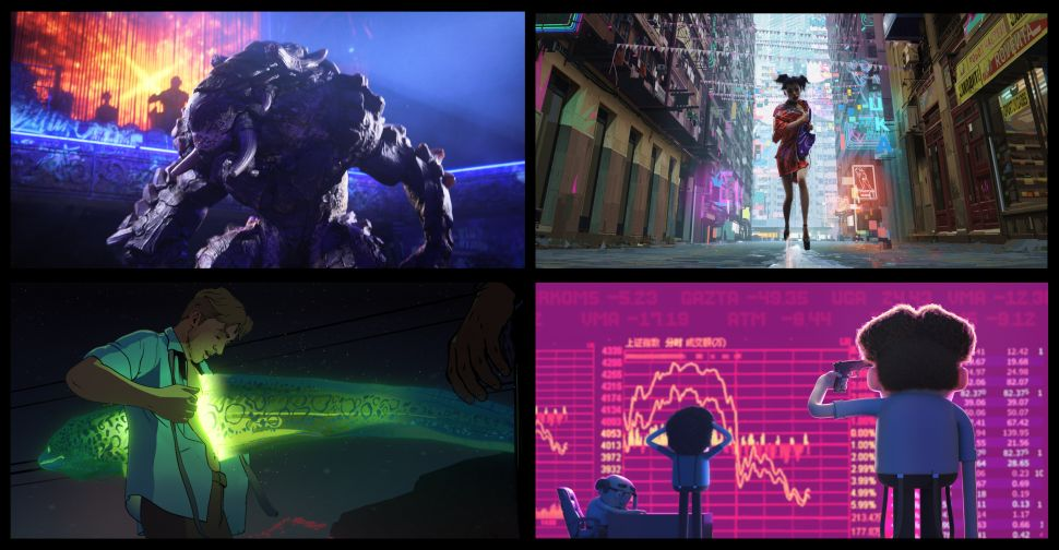Exclusive: How David Fincher and Tim Miller's 'Love, Death & Robots' Made the Leap to Netflix