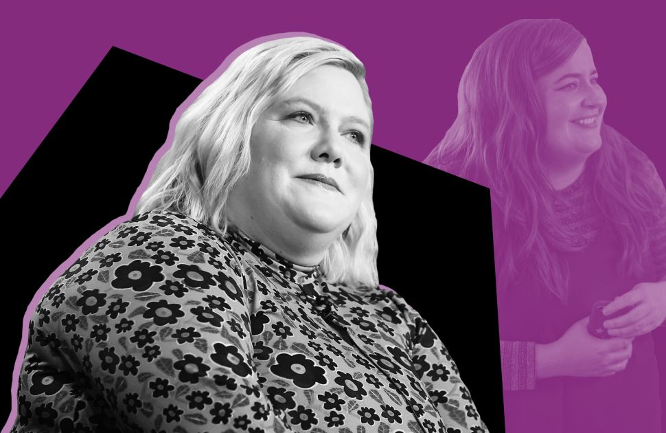 Q&A: Lindy West on Why Her New Hulu Series, 'Shrill,' Is Not a 'Weight-Loss Narrative'