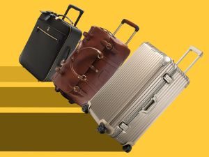 splurge worthy luggage