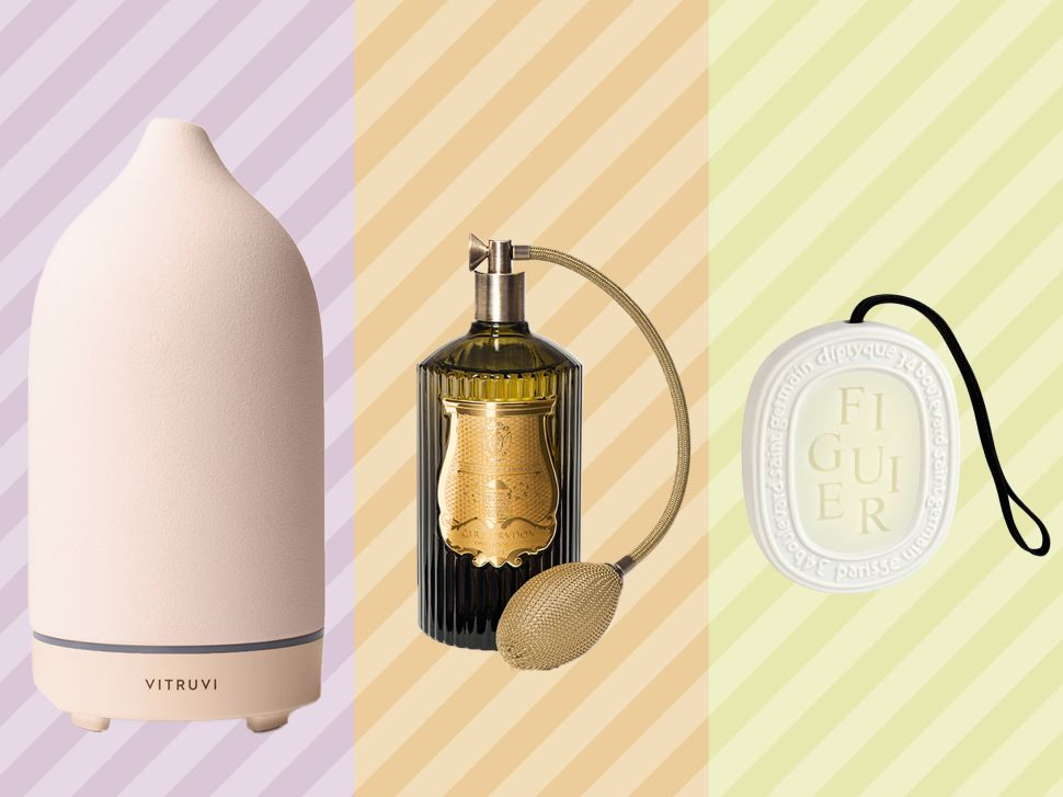 From High-Tech Diffusers to Fancy Room Sprays, Here Are Our Favorite Candle Alternatives