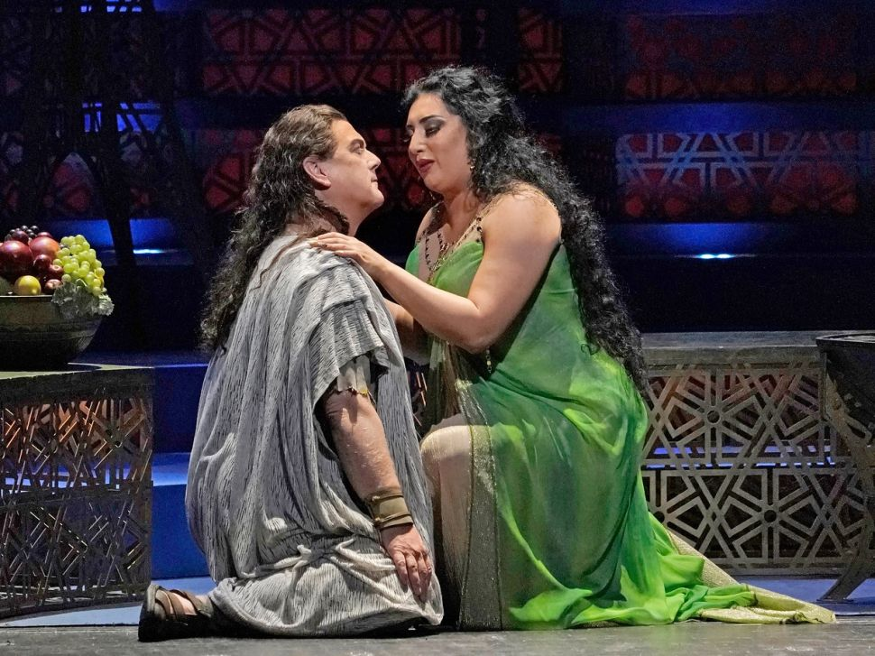 Tenor Gregory Kunde Proves a Hero in Every Sense of the Word in the Met's 'Samson'