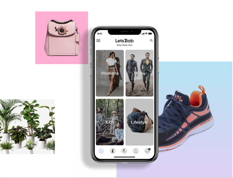 Miss the Mall? New App LetsBab Will Pay You to Be Social While Shopping