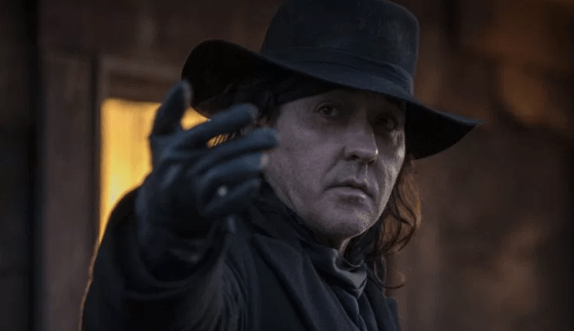 John Cusack in Never Grow Old.