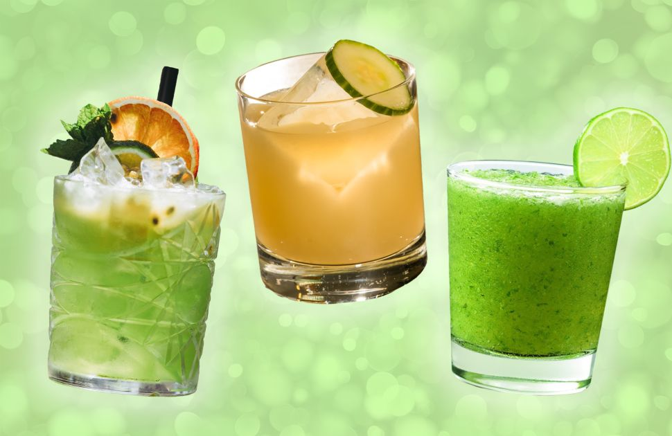 Don't Drink Green Beer: 17 Lucky and Lavish St. Patrick's Day Cocktail Recipes