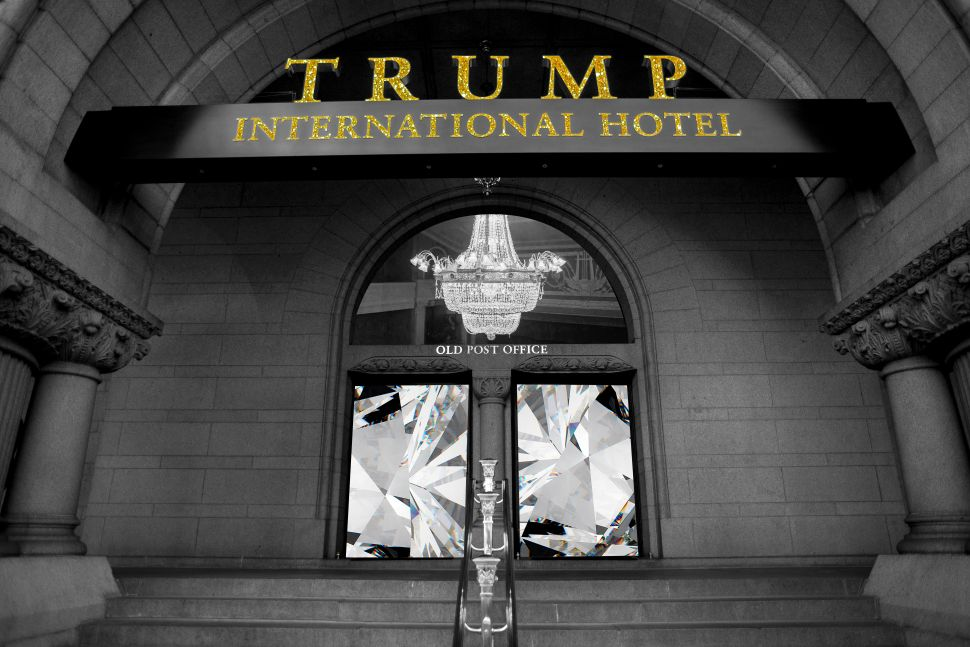 How Will History Remember the Trump Hotel DC?