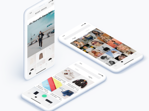 Basic Space is a new marketplace for influencers to sell their used and new items.