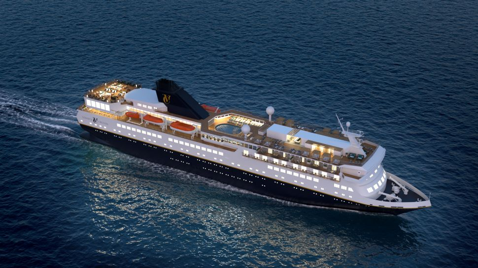 Vidanta Resorts Is Testing Out the Waters With Mexico's First-Ever Luxury Cruise Line