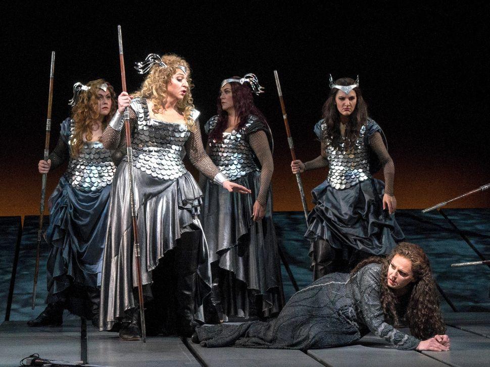 Two Sopranos Take the Spotlight in Wagner's Epic 'Die Walküre' at the Met