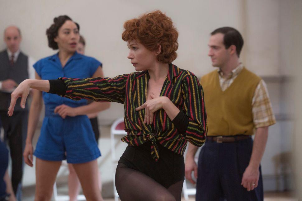 FX's 'Fosse/Verdon' Is Ambrosia for Show Folk
