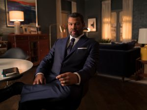 Jordan Peele as The Narrator of the CBS All Access series THE TWILIGHT ZONE.
