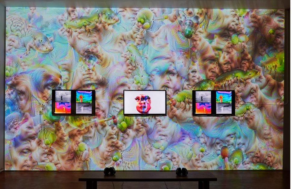 A Show of AI-Inspired Art Offers an Unsettling Vision of How Tech Will Affect Us