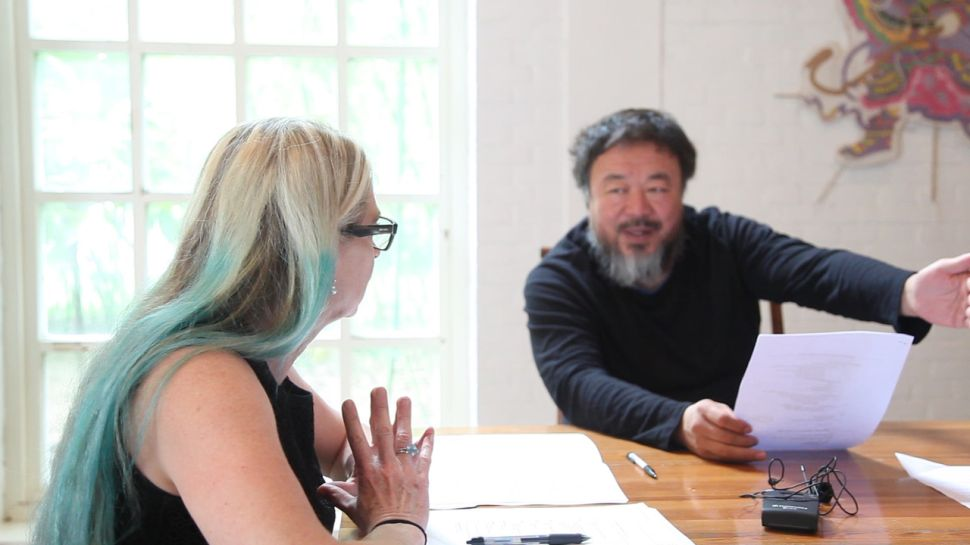 Ai Weiwei Reveals Candid Details About His Early Years in New Documentary 'Yours Truly'
