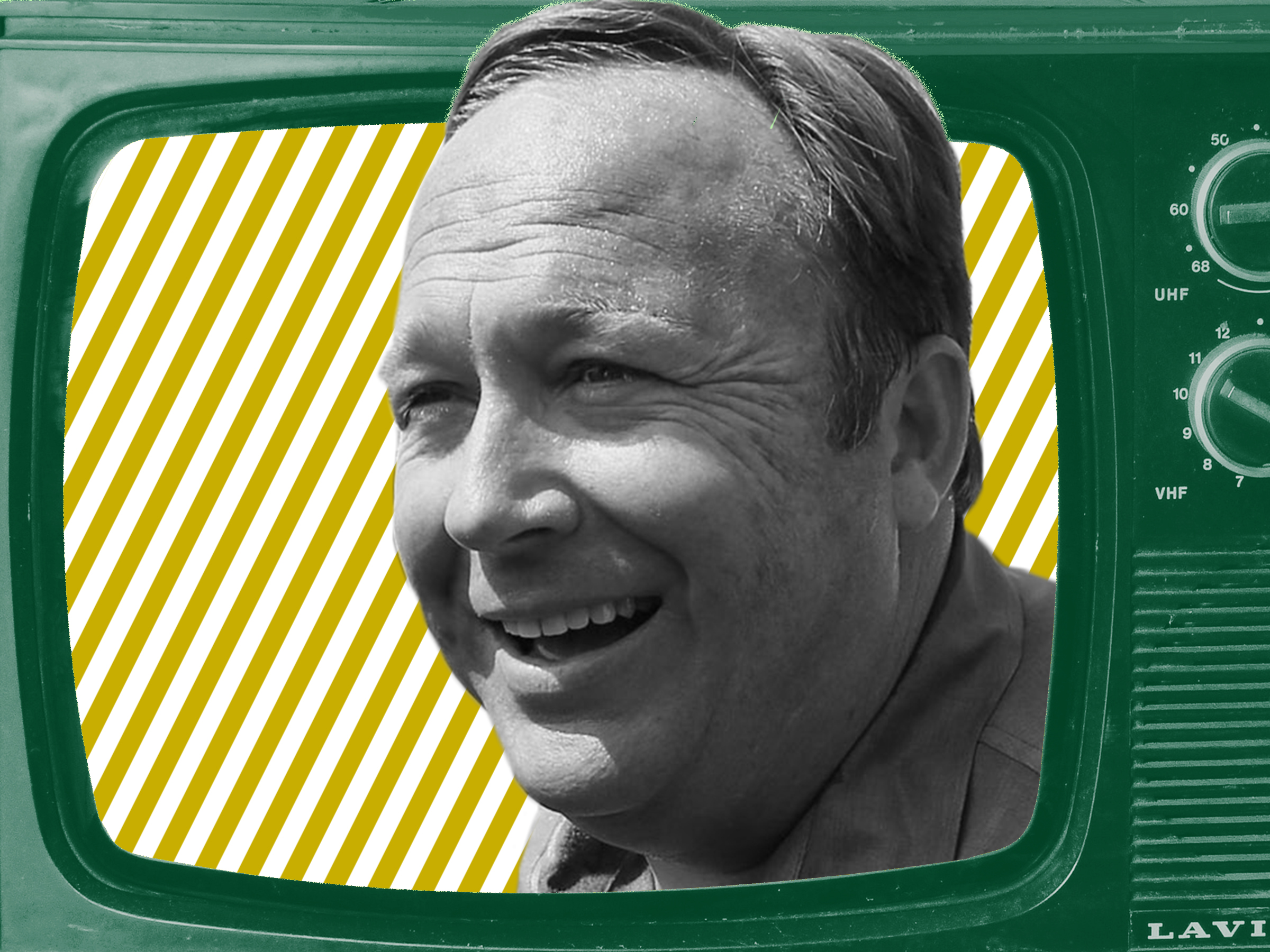 Alex Jones Origin Story On Public Access His Act Was Never An Act Observer