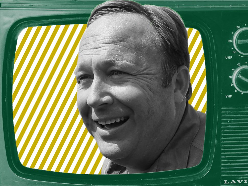 The Alex Jones Origin Story: On Austin Public Access TV, His Act Was Never an Act