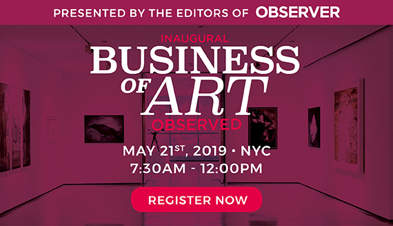 First-Ever 'Business of Art Observed' Event to Kick Off in May