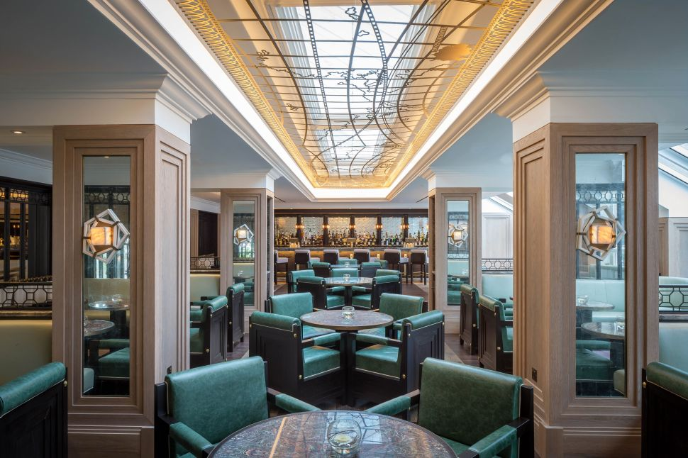 This Chic Dublin Hotel's 'Limerick Butler' Will Write You a Custom Poem to Enjoy With Your Beer Flight