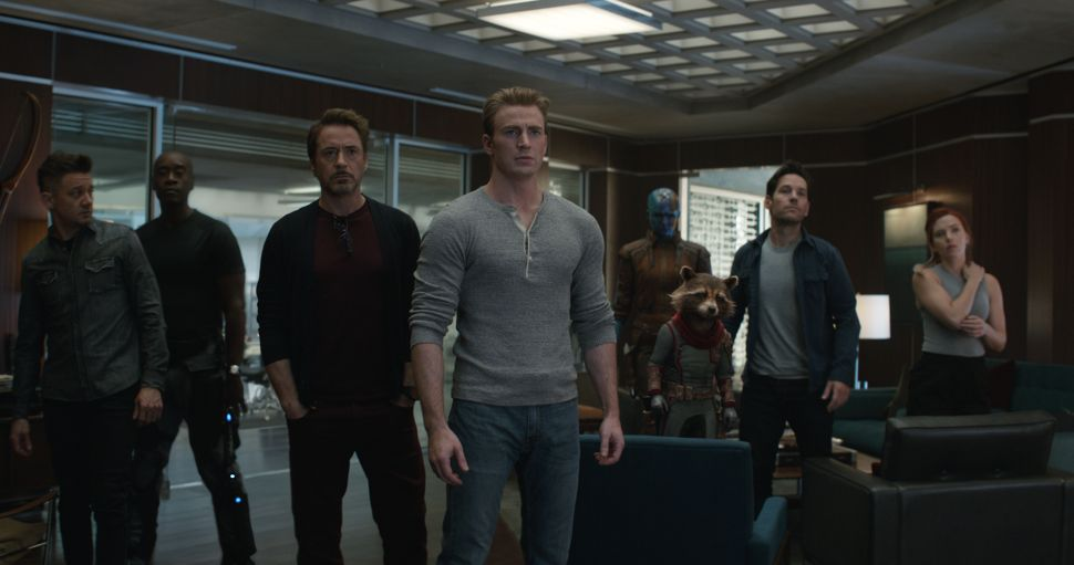 Here's How Much the Stars of 'Avengers: Endgame' Earned