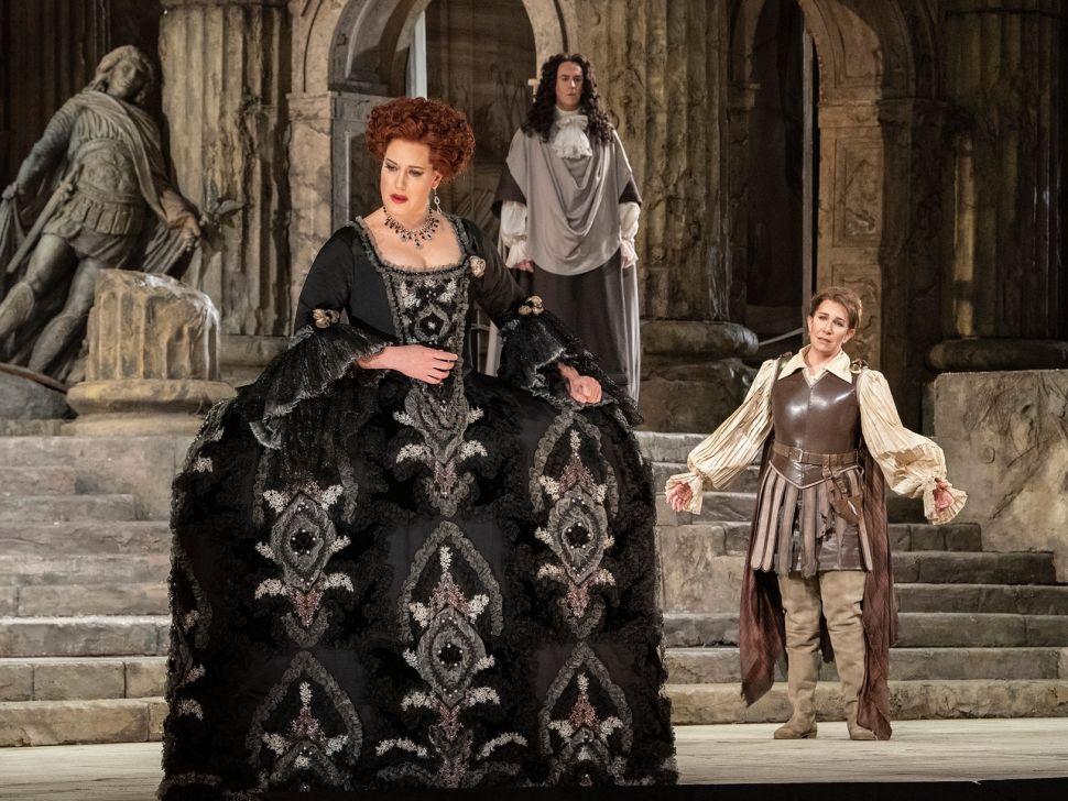 In the Met's 'La Clemenza di Tito,' Politics Turn Personal—and Passionate