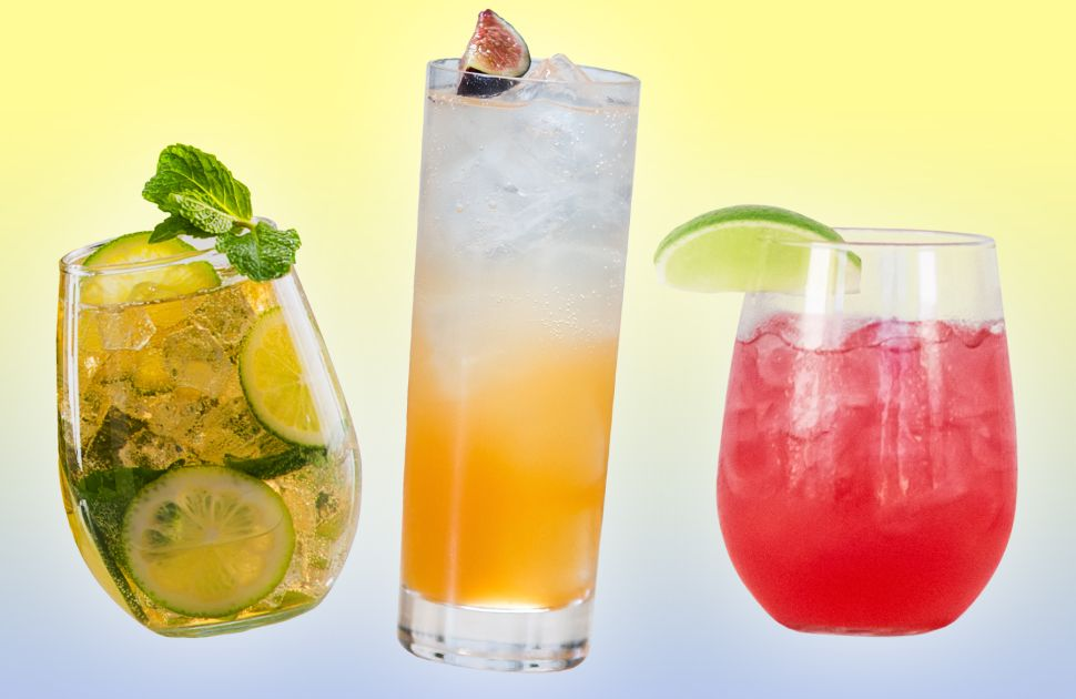 16 Fresh and Fizzy Spring Cocktails to Shake Up for Your Next Alfresco Brunch