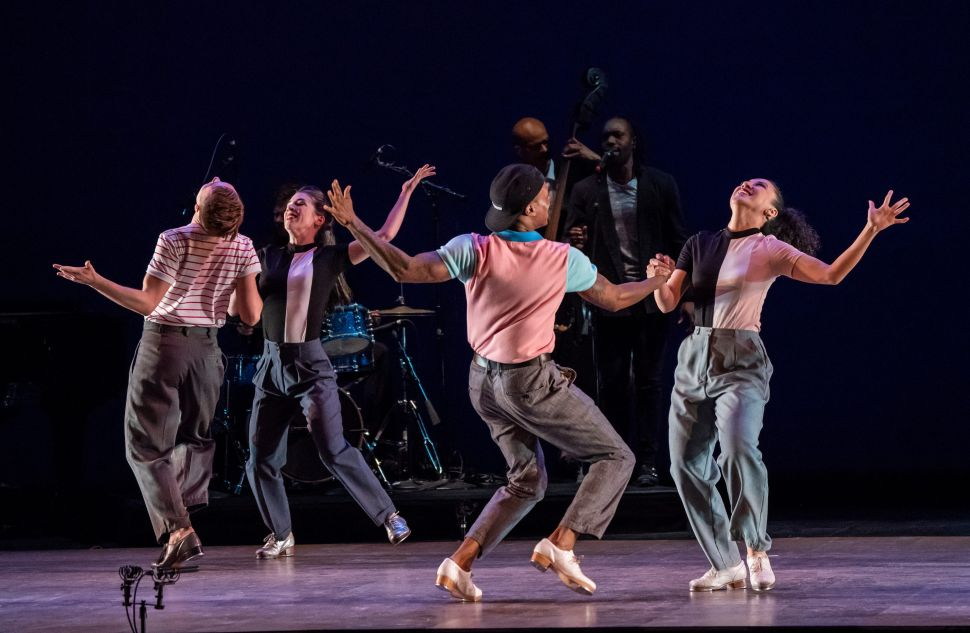 Fun and Games—and Dance!—at New York City Center