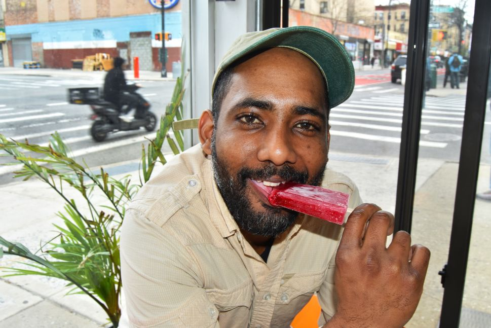 Frozen Treats With a Trinidadian Twist: Q&A With Island Pops Co-Founder Khalid Hamid