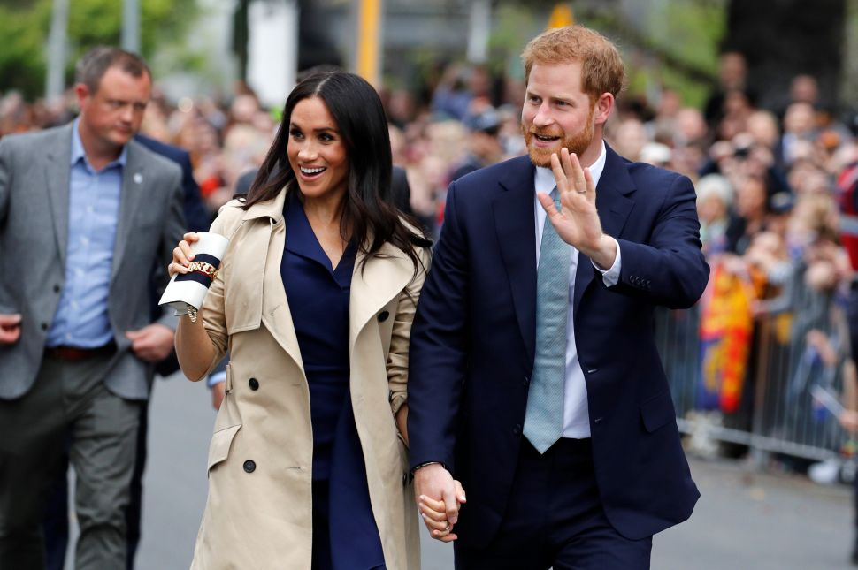 Prince Harry and Meghan Markle Already Have Big Travel Plans for Baby Sussex