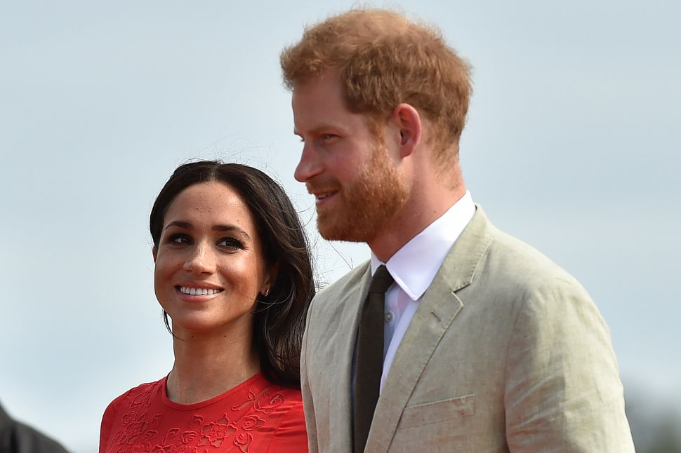 Prince Harry and Meghan Markle Were the Ultimate Royal Hosts at Frogmore Cottage