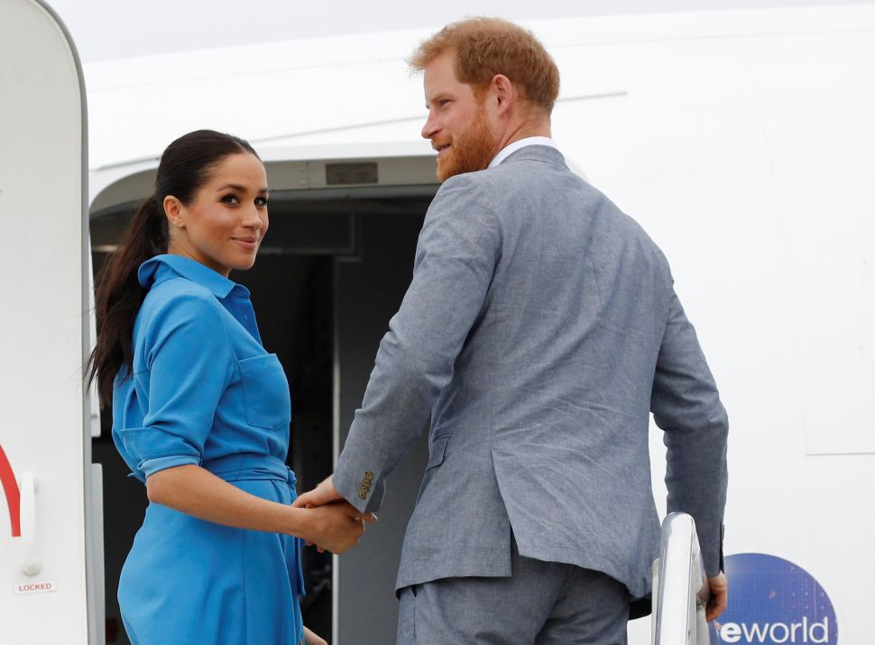 Are Prince Harry and Meghan Markle Really Moving to Africa?