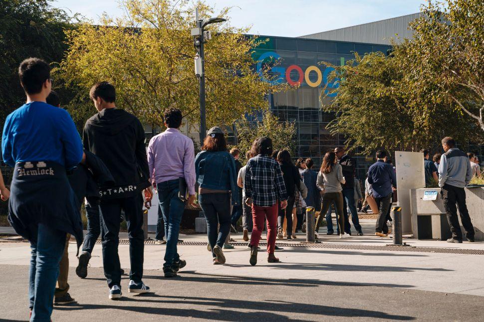 Google Retaliation Against Employees Spreads Following Walkouts