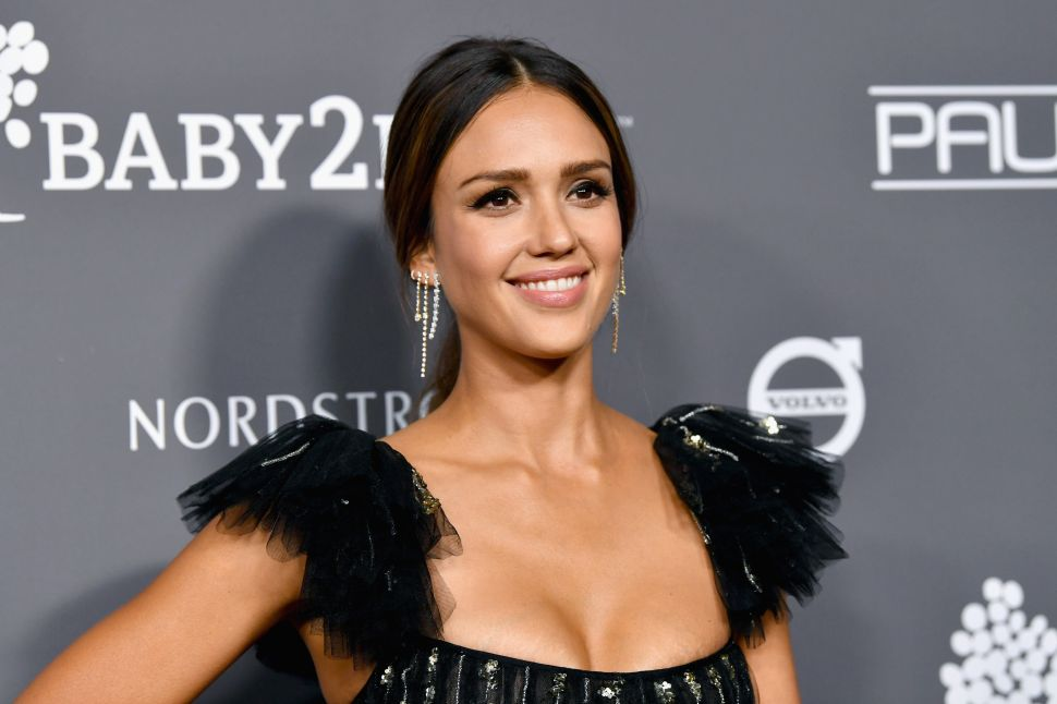 Jessica Alba Sold Her $6.2 Million Beverly Hills Home in Less Than a Month