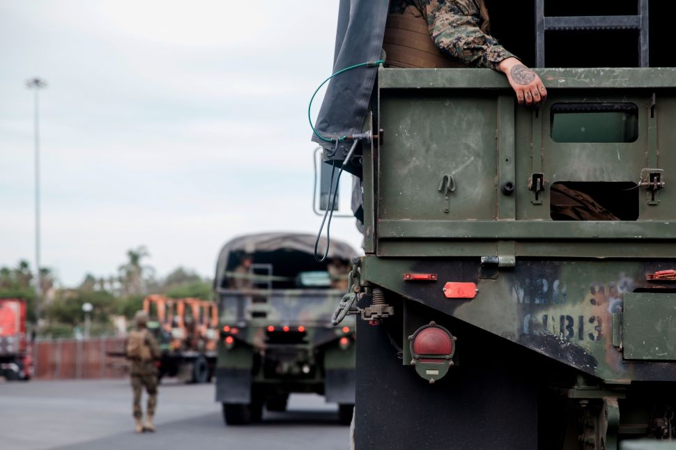 The Army Is Getting Driverless Vehicles Before the Public