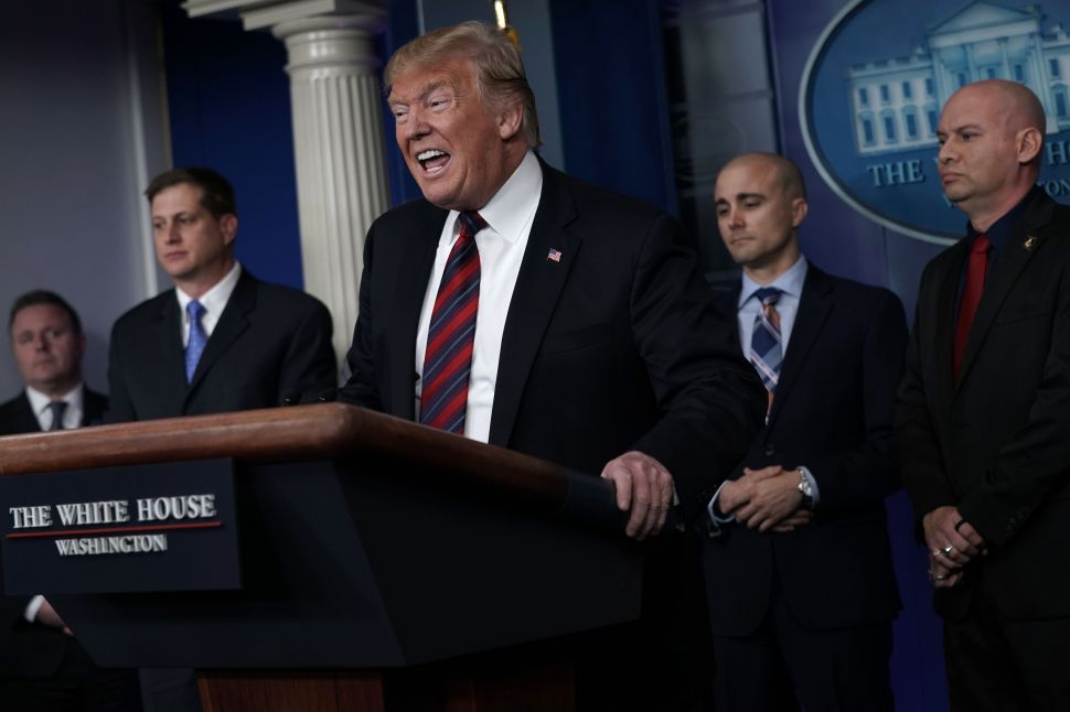 Trump Blindsides ICE Leaders By Withdrawing Nominee & Promising 'Tougher Direction'
