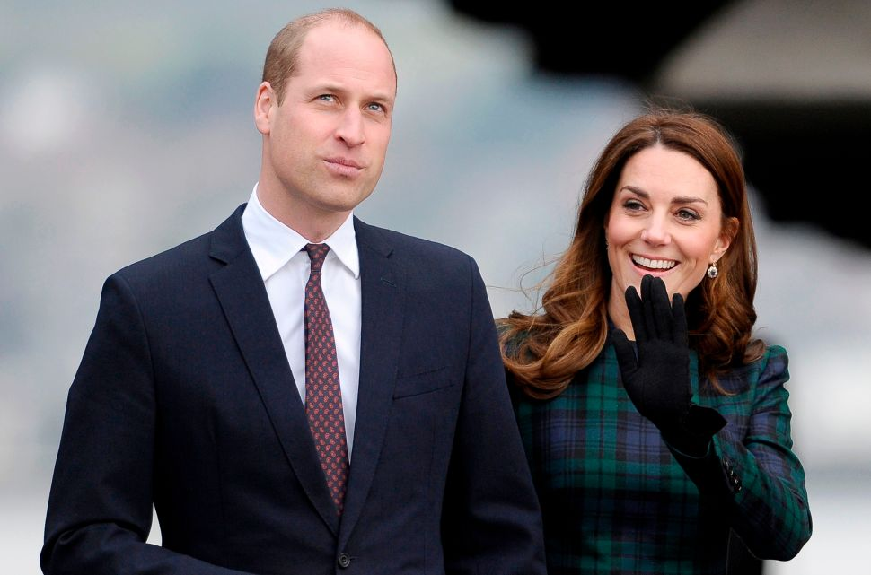 Prince William and Kate Middleton Bought a $19,000 Hedge to Shield Them From Nosy Tourists