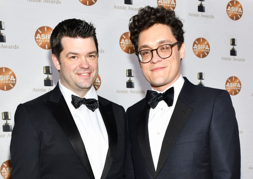 Sony Is Paying 'Spider-Verse' Duo Phil Lord and Chris Miller a TON to Create a Marvel TV Universe
