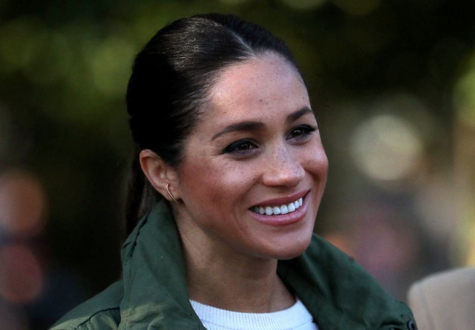 Meghan Markle Is Planting Her Own Veggies at Frogmore Cottage
